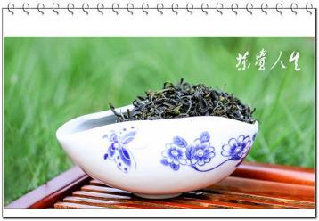 黄茶沩山毛尖图片|黄茶图片