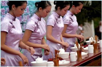 中国茶的种类及其功效