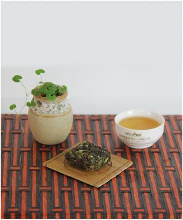 漳平水仙茶的品质特点