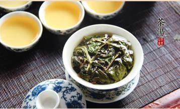 漳平水仙茶的作用