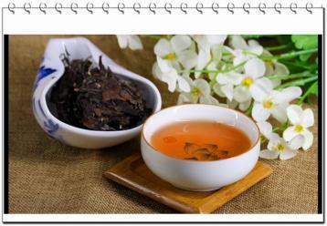 喝白牡丹茶的好处|白牡丹茶的功效