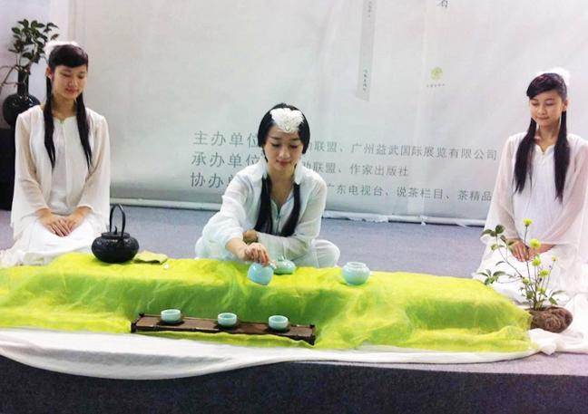 广东大叶青的冲泡方法