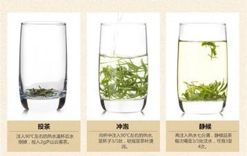 庐山云雾茶的特征|庐山云雾茶的特点