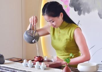 日照绿茶的冲泡方法