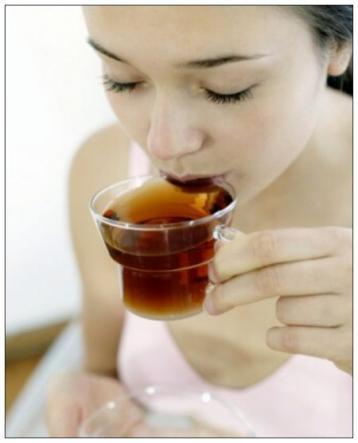 安化黑茶藏在粗老叶里的营养功效