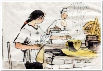 普洱茶的拼配艺术|云南黑茶工艺
