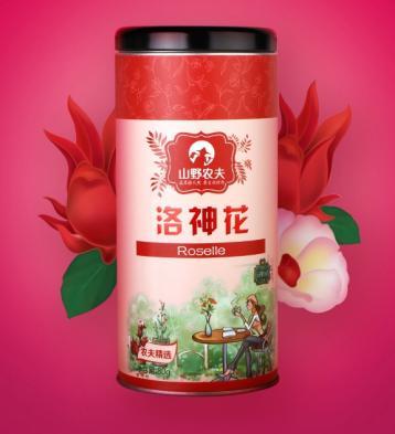 洛神花泡水喝的功效|玫瑰茄泡水喝的功效