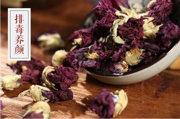 冬天喝紫罗兰花茶的功效有哪些