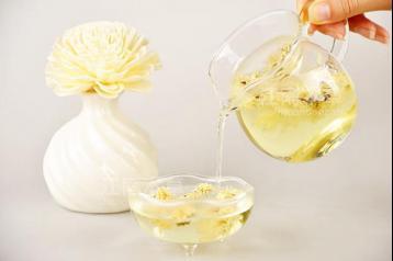 贡菊花茶的冲泡方法|贡菊花茶的泡法