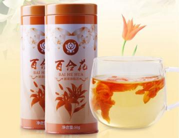 百合花茶的保存方法