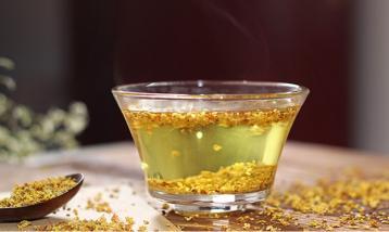 便秘能喝桂花茶吗