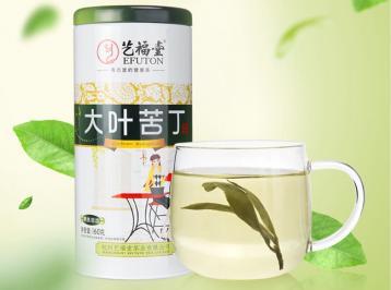 小叶苦丁茶和大叶苦丁茶的区别