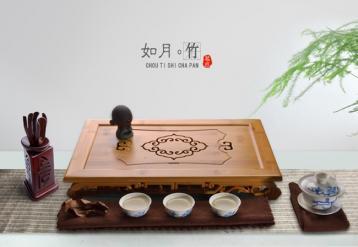 竹制茶具简介
