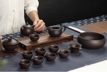 紫砂茶具特点