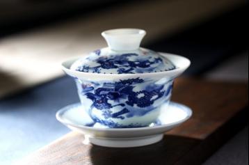 青花瓷茶具介绍