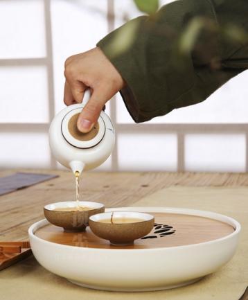 古人饮茶所用功夫茶具的改进