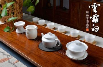 功夫茶具什么材质好呢?