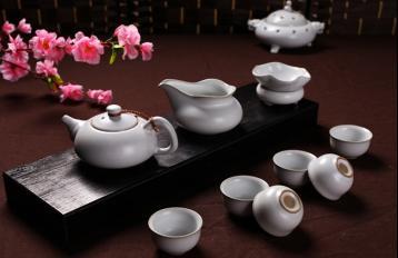茶具中的奇花异葩