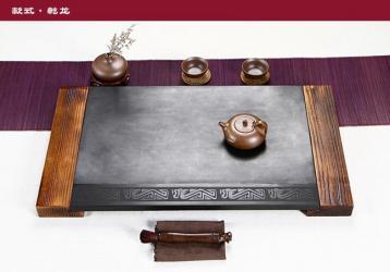 乌金石茶盘图片|乌金石茶盘款式