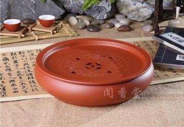 宜兴紫砂茶盘图片|紫砂茶盘设计图