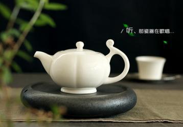 白瓷茶具图片|茶具图片大全