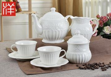 欧式茶具图片|欧式茶具设计素材