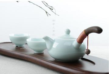 日式仿古功夫茶具图片|日本茶具图片