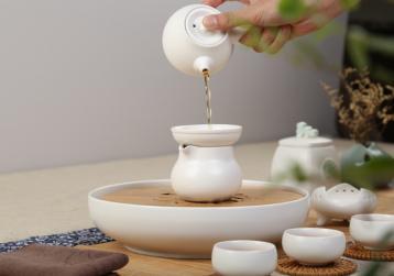 定窑茶具图片|茶具图片大全