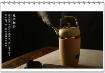 陶炉煮茶壶图片|茶具图片大全