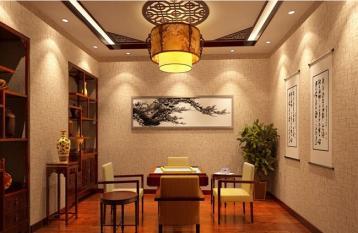 经典茶楼装修设计|古典艺术