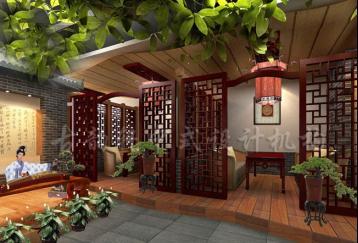 经营型茶楼的室内设计与功能布置