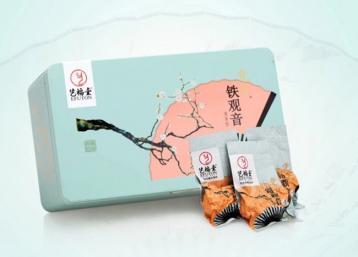 兰花香铁观音图片|铁观音茶叶展示图