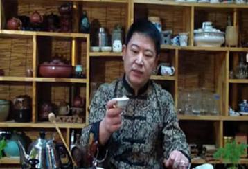 茶具名称及使用技巧|韩义海茶道讲座