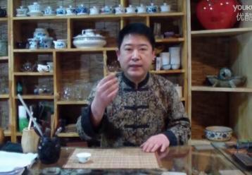 茶具的使用方法和摆放位置|韩义海茶道讲座