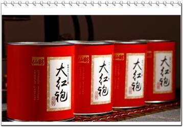 2016年大红袍茶叶礼盒最新价格