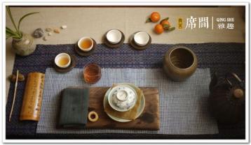 茶席设计作品|茶席图片欣赏