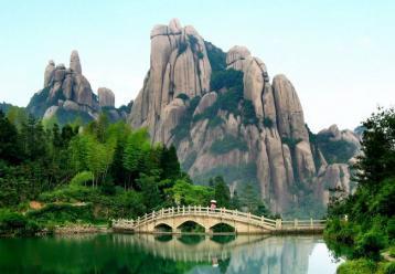 福鼎太姥山图片|白茶茶园