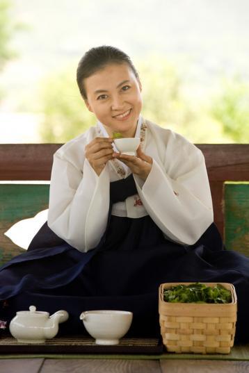 韩国茶道表演图片|韩国茶道礼仪