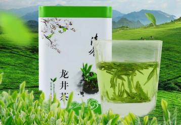 龙井茶包装盒|西湖龙井茶包装图片