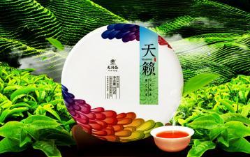 普洱茶包装图片-彩程