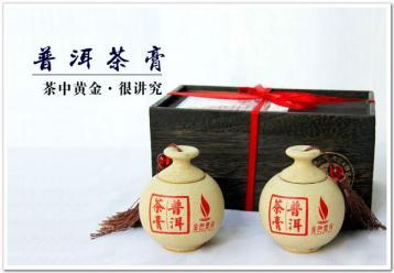 普洱茶膏包装盒|普洱茶膏包装图