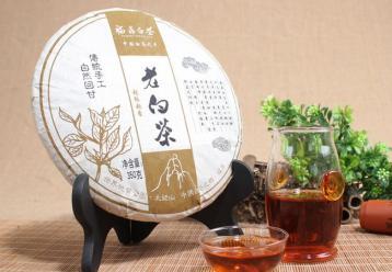 福鼎白茶饼包装设计图