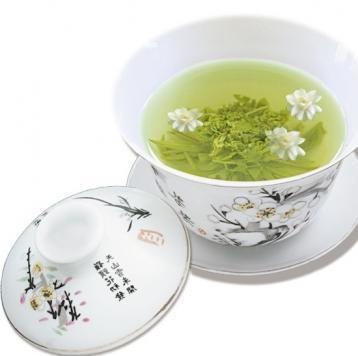 中国茉莉花茶有名茶却无品牌