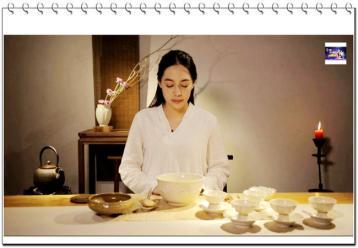白落梅:人生是一壶禅茶