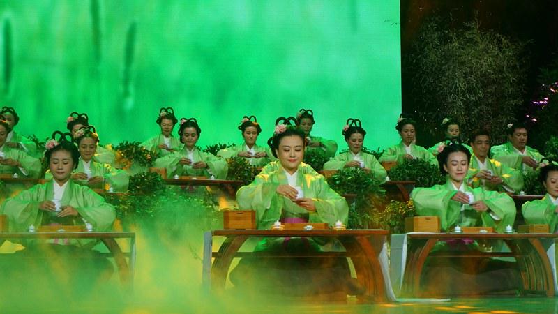 禅茶 音乐会