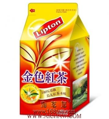 茶饮料包装设计欣赏