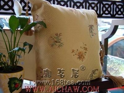 茶叶制作 茶枕