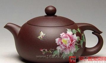 紫砂壶——普洱茶的佳侣良伴