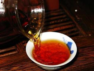 普洱茶养胃、养心情、养乐趣
