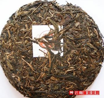 岁月沉香:品味古树茶